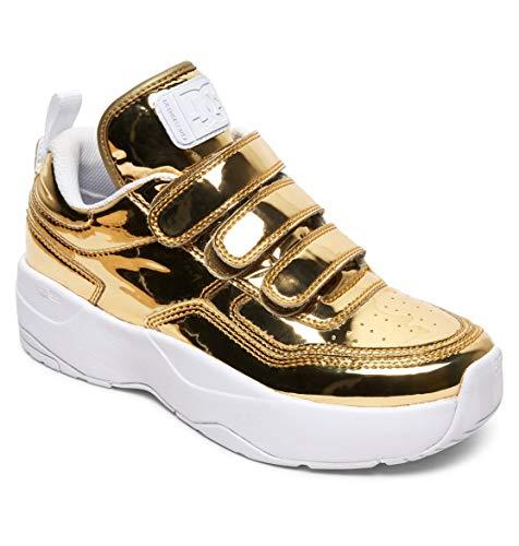 DC Shoes E.Tribeka Platform V LE - 3-Strap Platform Shoes for Women - Frauen