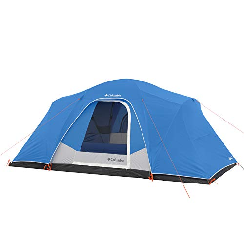 Columbia Modified 3 Person / 4 Person / 6 Person / 8 Person Dome Tents (8 Person)