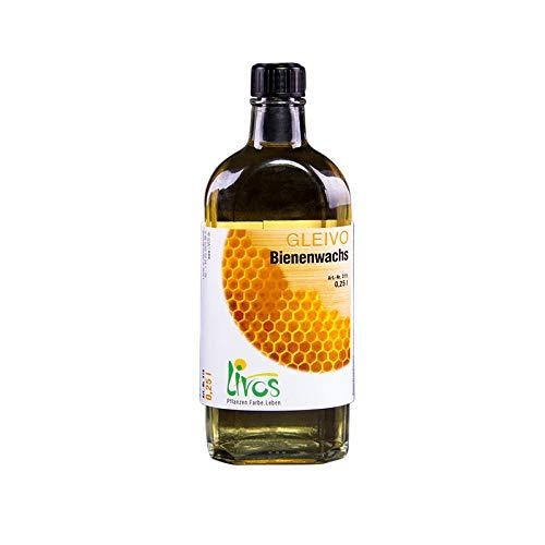 LIVOS 315-0,25 GLEIVO Bienenwachs