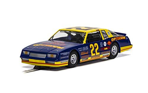 Scalextric Chevrolet Monte Carlo 1986 Optimum #22 1:32 Slot Race Car C4038