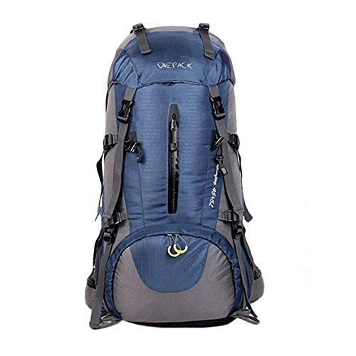 ONEPACK 50L(45+5) Hiking Backpack with Rain Cover