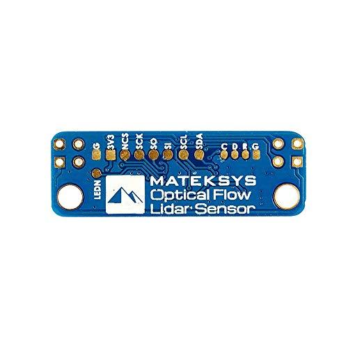 FairOnly Sistema Matek Lidar sensore di flusso ottico 3901-L0X Supporto modulo IN-AV per RC Drone FPV Racing giocattoli