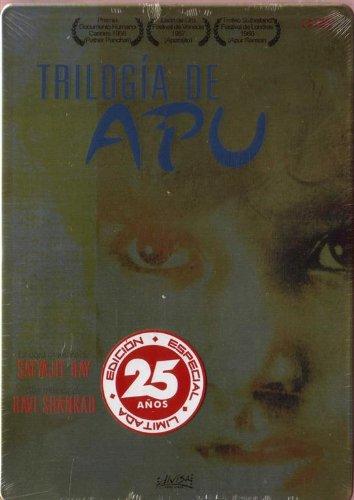 TRILOGIA DE APU PACK 3 DVD