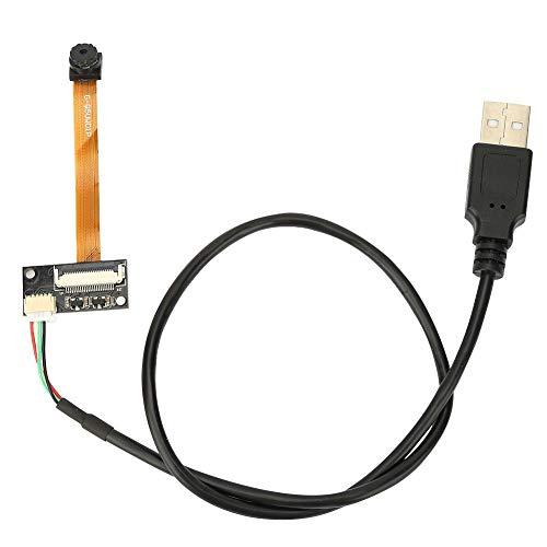 Keenso USB-Kameramodul OV5640 5MP 60 ° Weitwinkel-Kameramodul Mini-Kamera mit OV5640-Chip-Support-Fenster XP Linux Android-System