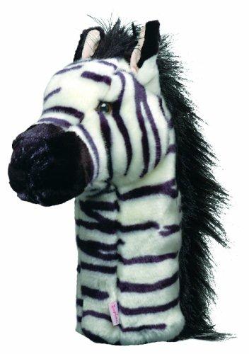 Daphne's Headcover/Schlägerhaube für Golfschläger, Zebra