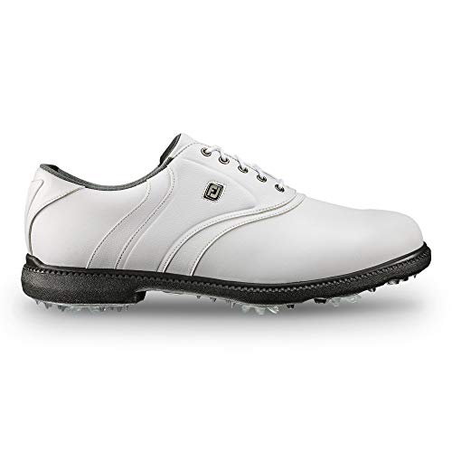 FootJoy Men's Originals Golf Shoes White 10 M US