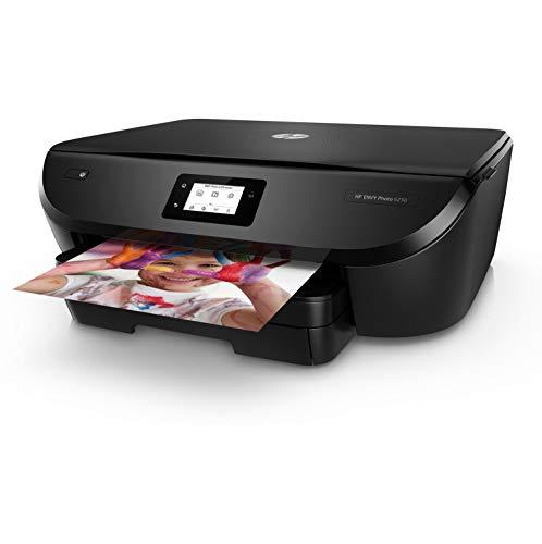 HP Envy Photo 6230 K7G25B + Tarjeta regalo €5 Amazon - Impresora multifunción tinta, color, Wi-Fi, Incluye 4 Meses del Servicio Instant Ink