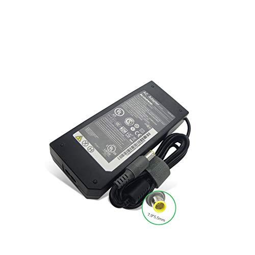 45N0058 45N0059 - Adaptador para portátil Lenovo ThinkPad T400s T410 T410i T410s (20 V, 6,75 A, 135 W, 7,9 x 5,5 mm)