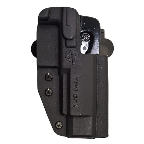 Comp-Tac International Holster - Compatible with Canik TP-9 SFX - Right Hand - Black