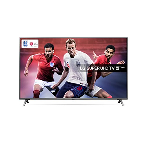 LG 65SK8000PLB 65-Inch Super UHD 4K HDR Premium Smart LED TV with Freeview Play - Brilliant Titan (2018 Model)