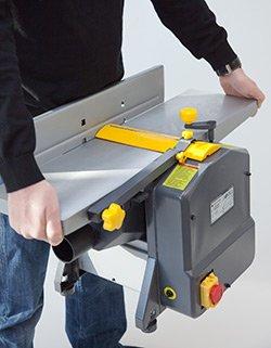 STAHLMANN Hobelmaschine Abricht- und Dickenhobel – Aktion: inkl. Ersatz-Hobelmesser im Wert von EUR 35,95 - 3