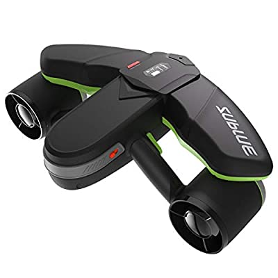 sublue Navbow Professional Smart Electric Underwater Scooter for Diving, Photography, Sports