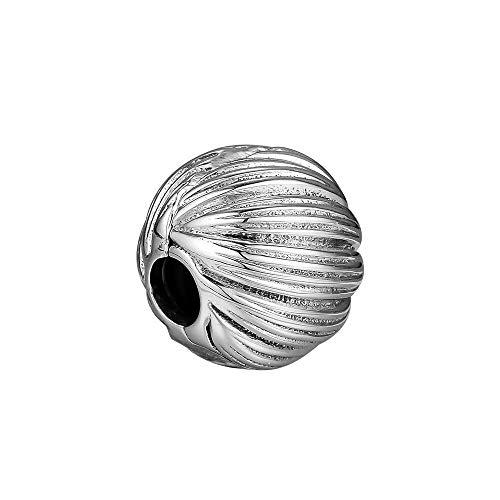 LILIANG Seeds of Elegance Clip Charm Bead Fit Pulseras Originales Joyería De Plata Esterlina Mujer DIY Beads para Hacer Joyas