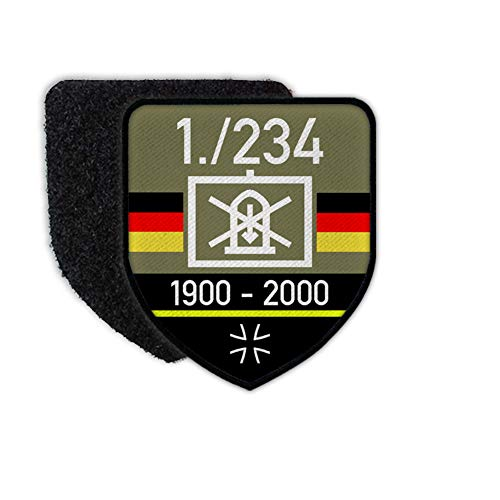 Copytec Patch BW EOD Taktisches Zeichen Bundeswehr Aufnäher Kampfmittelbeseitigung#27744