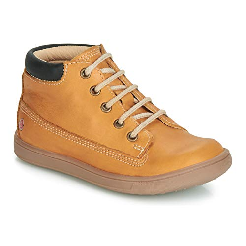 GBB NORMAN Sneakers garcons Oker Hoge sneakers