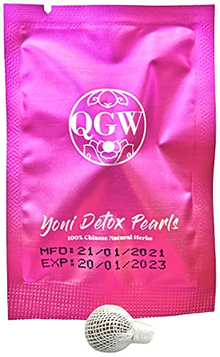 Yoni Detox Pearls Conceive TTC, Yeast Infection, Thrush, Bacterial...