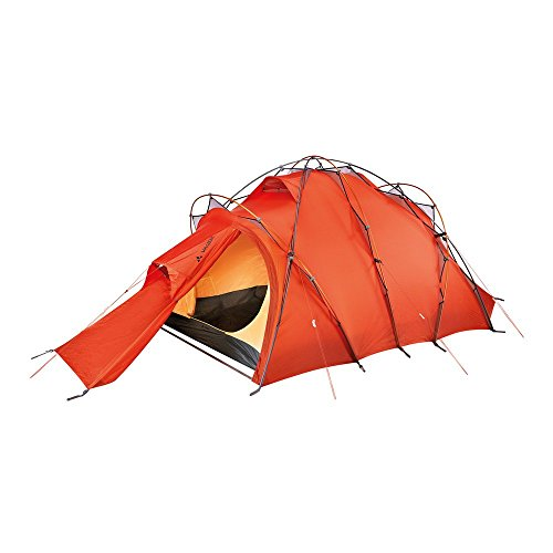 VAUDE Unisex– Erwachsene Power Sphaerio Zelte, orange, 3P