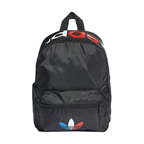 adidas GN5097 TRICOLR MINI BP Mochila deportiva Unisex - Adulto black NS