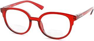 Leesbril Vista Bonita Nova Bifocaal-Aztec Red -+2.50 +2.50