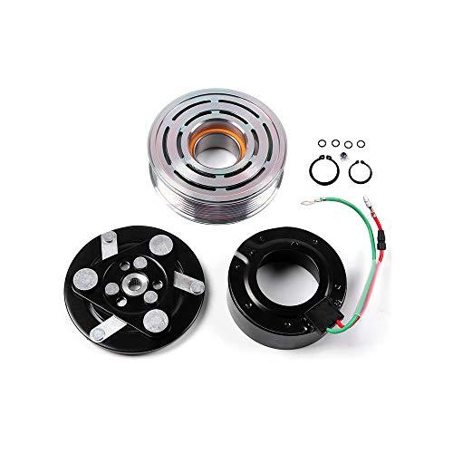 INEEDUP AC Compressor and A/C Clutch for 07-14 Honda CR-V 2.4L CO 4920AC