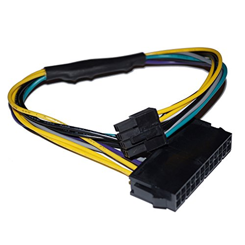 Cable de Adaptador para Placa Base DELL Optiplex 3020 7020 ATX de 24 a 8 Pines