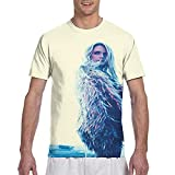 TommyDAilsa Miranda Lambert T Shirt Mens Fashion Crew Neck T-Shirts Leisure Short Sleeve Tee Black