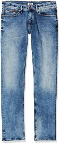 Tommy Jeans Uomo SLIM SCANTON DYTLST Jeans, Blu (Dynamic True Light Stretch 911), W36/L32
