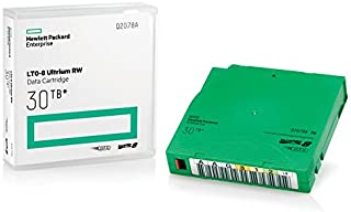 HP LTO8 Ultrium 30TB RW Data Cartridge (New) LTO-8