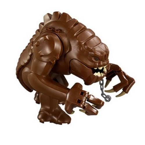 New Sealed Lego Star Wars Rancor Monster Mini Figure from Set 75005