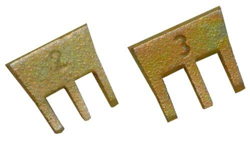 SW-staal 50127L hamerdeel, hoofdgewicht 10.000 g