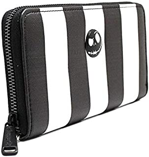 Best black and white striped wallet Reviews