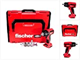 Fischer FSS 18V 400 BL Akku Schlagschrauber 1/2' 400Nm Brushless Set1 (552922) Solo + L-Boxx - ohne Akku, ohne Ladegerät