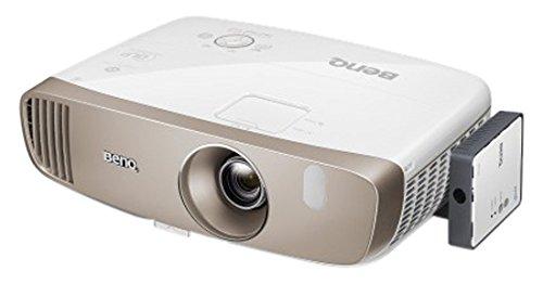 BenQ 9H.Y1J77.18G W2000W DLP-Projektor (WUXGA, Kontrast 15000:1, 1920 x 1080 Pixel, 2000 ANSI Lumen, HDMI, D-Sub) weiß