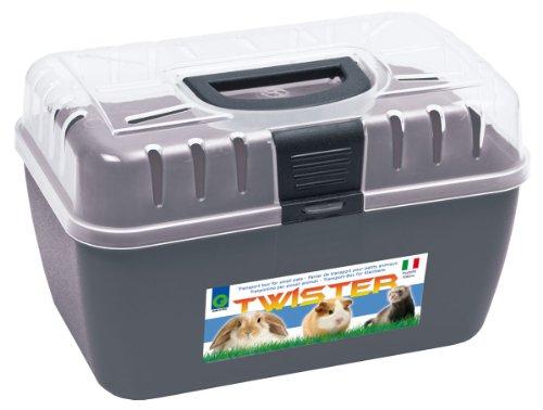 PETGARD Transportbox Twister dunkelgrau