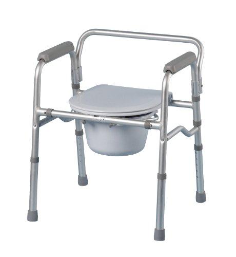 Days - 847 - Chaise Percée/Cadre de Toilette avec Lunette...