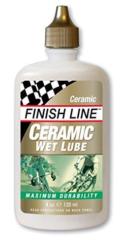 Finish Line húmedo, 120ml Aceite cerámico para Cadenas, Hombres, Multicolor