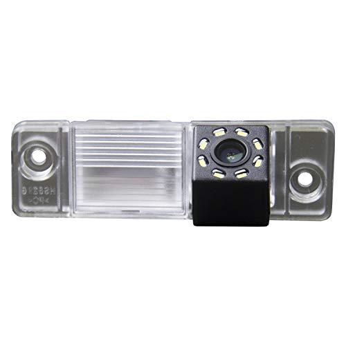 Telecamera posteriore HD 720p per retromarcia telecamera di retromarcia posteriore per targa di parcheggio impermeabile per Holden Captiva 5 Opel Vauxhall Antara 2008-2018
