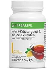 Herbalife Instant-kruidendrank met groene thee en zwarte thee-extracten smaak citroen - 50 g