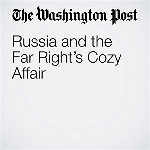 Russia and the Far Right's Cozy Affair copertina