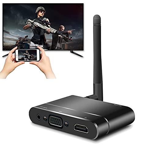 QingH yy HDMI Adaptador de visualización inalámbrica WiFi...