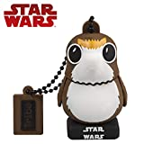 Llave USB 32 GB Porg TLJ - Memoria Flash Drive 2.0 Original Star Wars, Tribe FD030719