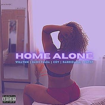 Home Alone (feat. Slicc Talka, Cov, Darriolaaa & Ygfbf)
