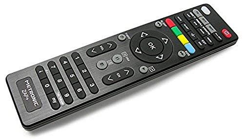 Metronic 495347 Telecomando Universale 3 in 1 per TV e Decoder Digitale Terrestre o Satellitare, Compatibile con tutte le Principali Marche e Modelli, Facile da Programmare