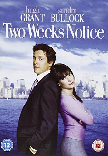 Two Week's Notice [Reino Unido] [DVD]