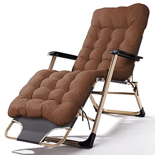 FHISD Tumbonas Sillas reclinables de jardín Plegables Zero Gravity para Acampar al...