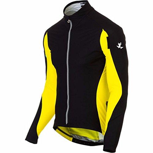 Uglyfrog Neue Klassik Vlies Fahrradtrikot Fahrradbekleidung Winter Herren Thermo Langarmtrikot Radfahren Jersey Triathlon Rennrad Trikots & Shirts Kleidung