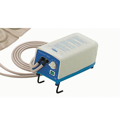 Invacare Liber-Eskal Compressore ad aria per materasso facile da usare, veloce e sicuro, ideale per materassi anti-decubito, 12 x 26 x 10 cm.