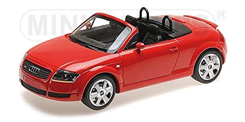 Minichamps- Voiture Miniature de Collection, 155017032, Rouge