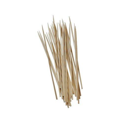 250 Schaschlikspieße, Bambus Ø 2,5 mm · 15 cm