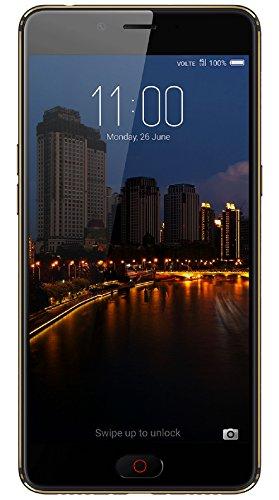 Nubia N2 5000mAh Battery(Black Gold, 4GB+64GB)
